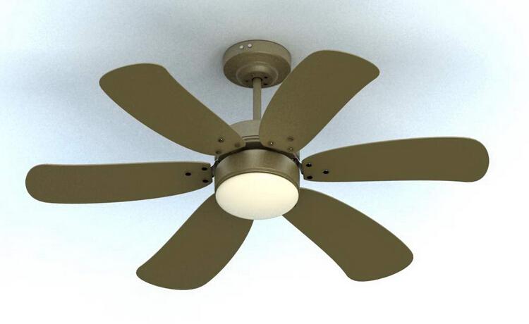 一,电风扇的安装使用