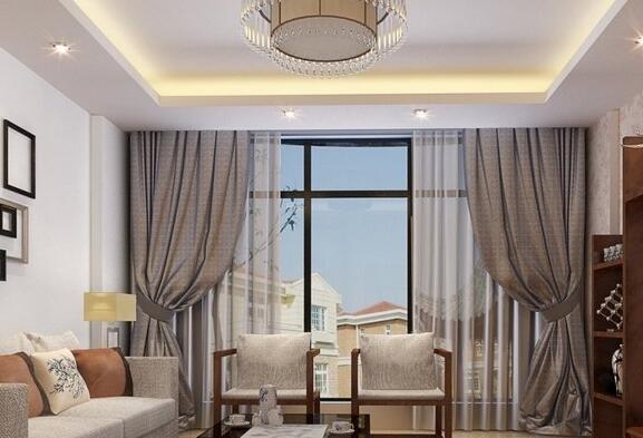 客厅窗帘颜色怎么选 客厅窗帘风水禁忌有哪些