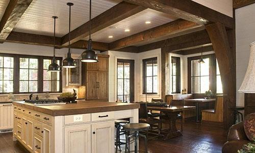 别墅厨房设计要素 别墅厨房装修注意事项