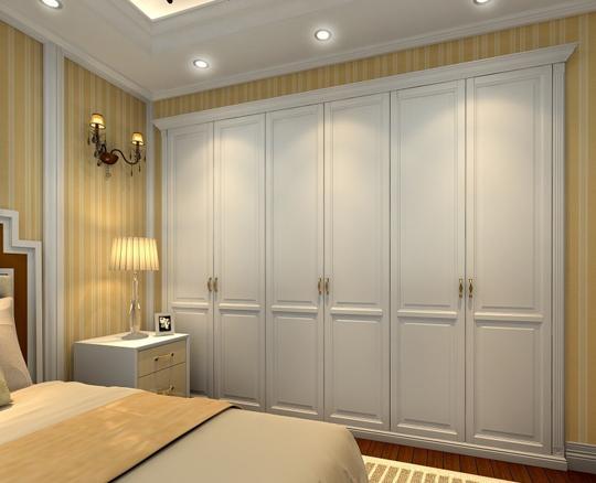 木纹衣柜怎么设计