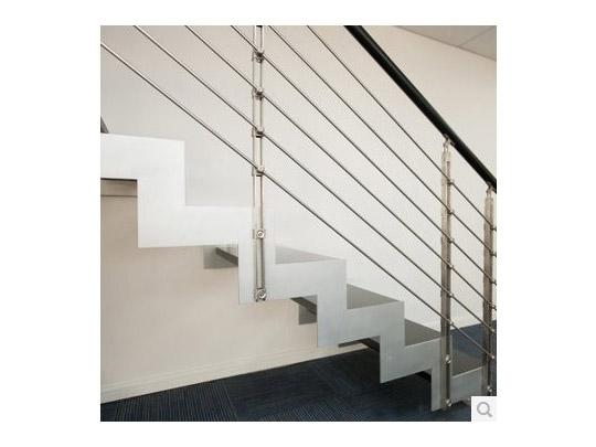 折叠楼梯结构图