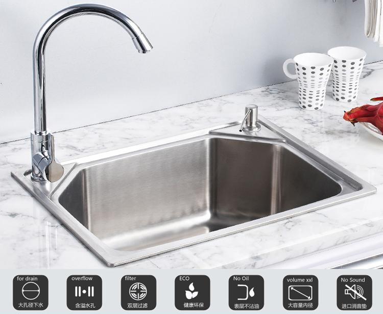 如何挑选厨房水槽?水槽的挑选技巧