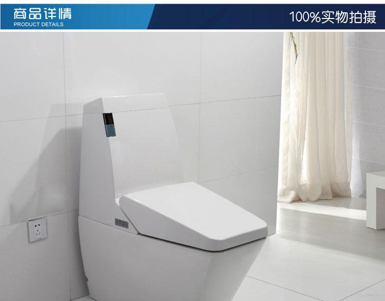 【欧路莎智能马桶一体式智能座便器自动冲水0705s