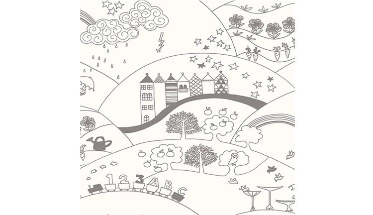 金戈pop手绘海报图片