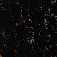 【王者陶瓷】全抛釉瓷砖 客厅地砖 店铺抛光砖 黑金花