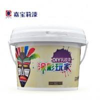 嘉宝莉 涂彩玩家DIY乳胶漆[我型] 海藻泥电视背景内墙面油