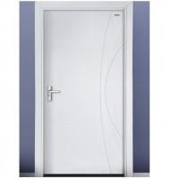 美心木门复合实木门烤漆门室内门 套装门欧式门卧室门