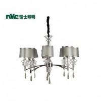 雷士照明 雷士LED吊灯 EFD9000 客厅餐厅吊灯 送L