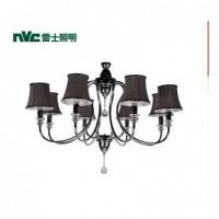雷士照明 雷士客厅餐厅书房卧室简约欧式吊灯 EFD9003