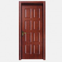 美心实木复合室内卧室套装釉面烤漆木门