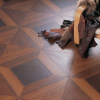 升达地板/强化复合地板/仿真实木/玉木锦雕/D-209