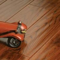 安心地板橡木纯实木地板仿古深色工艺地板全实木地板地板十大品牌