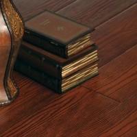 安心地板纯实木仿古地板番龙眼木地板全实木仿古地板地板十大品牌