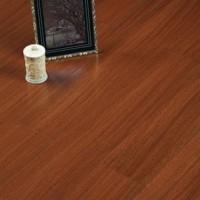 安心地板圆盘豆实木地板健康舒心