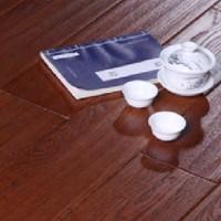 安心地板柞木实木地板健康舒心