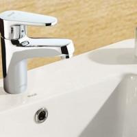 恒洁卫浴 H135台下盆带溢水口