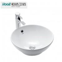 恒洁卫浴 H129艺术盆 台上盆