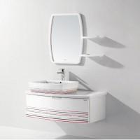法恩莎卫浴洁具 实木浴室柜FPGM4689B含龙头F1A88