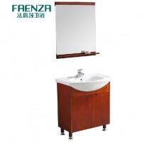 法恩莎卫浴 浴室柜盆 洗手池组合FPGM3637含龙头F1B