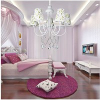 欧普照明 客厅餐厅卧室吊灯具饰 美式精致田园 爱丽丝