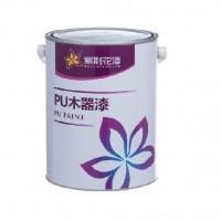 紫荆花漆油漆木器漆 白色 清漆 优施惠PU白底漆 木家具喷漆