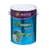 紫荆花漆 净味防潮优质墙面漆5L内墙乳胶漆 面漆 优等品油漆