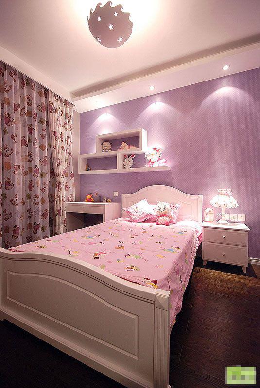 三居室装修 高清图片