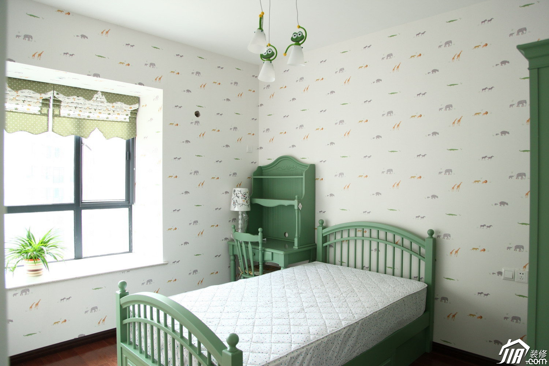 90平公寓小清新装修效果图