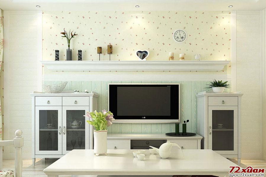 整个空间非常和谐 装修效果图 第4张 家居图库 九正家居网 高清图片