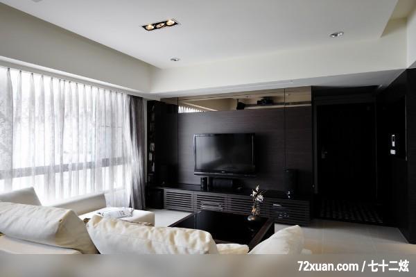 电视柜,书架层板,造型灯光装修效果图 第4张 家居图库 九正家居网