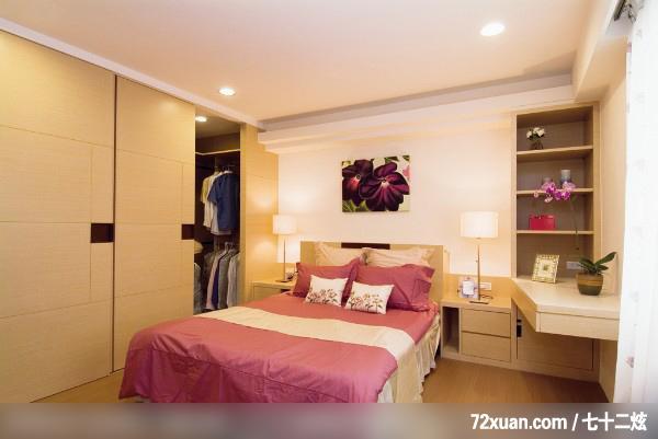 妆台,收纳柜,更衣室,造型衣橱,装修效果图 第3张 家居图库 九正