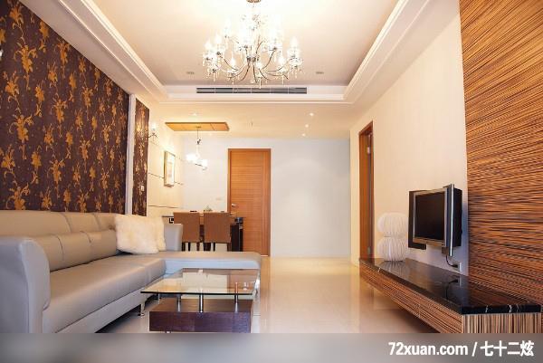 ,视听柜,造型沙发背墙,装修效果图 第7张 家居图库 九正家居网