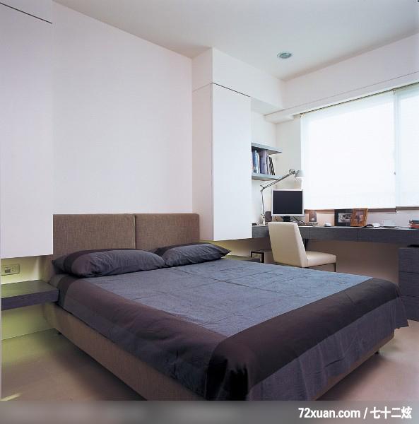 书桌,床头柜,书架层板,装修效果图 第6张 家居图库 九正家居网