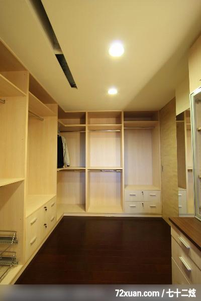 更衣室,造型天花板,装修效果图 第2张 家居图库 九正家居网