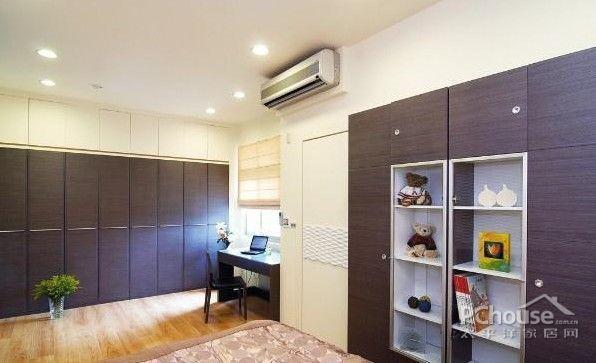 80平简约三室两厅新居装修效果图 第2张 家居图库 九正家高清图片