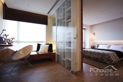 2套130平时尚4房设计装修效果图 第10张 家居图库 九正家高清图片