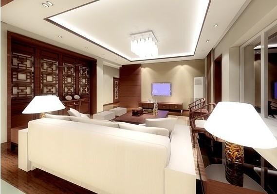 别墅室内装修设计装修效果图