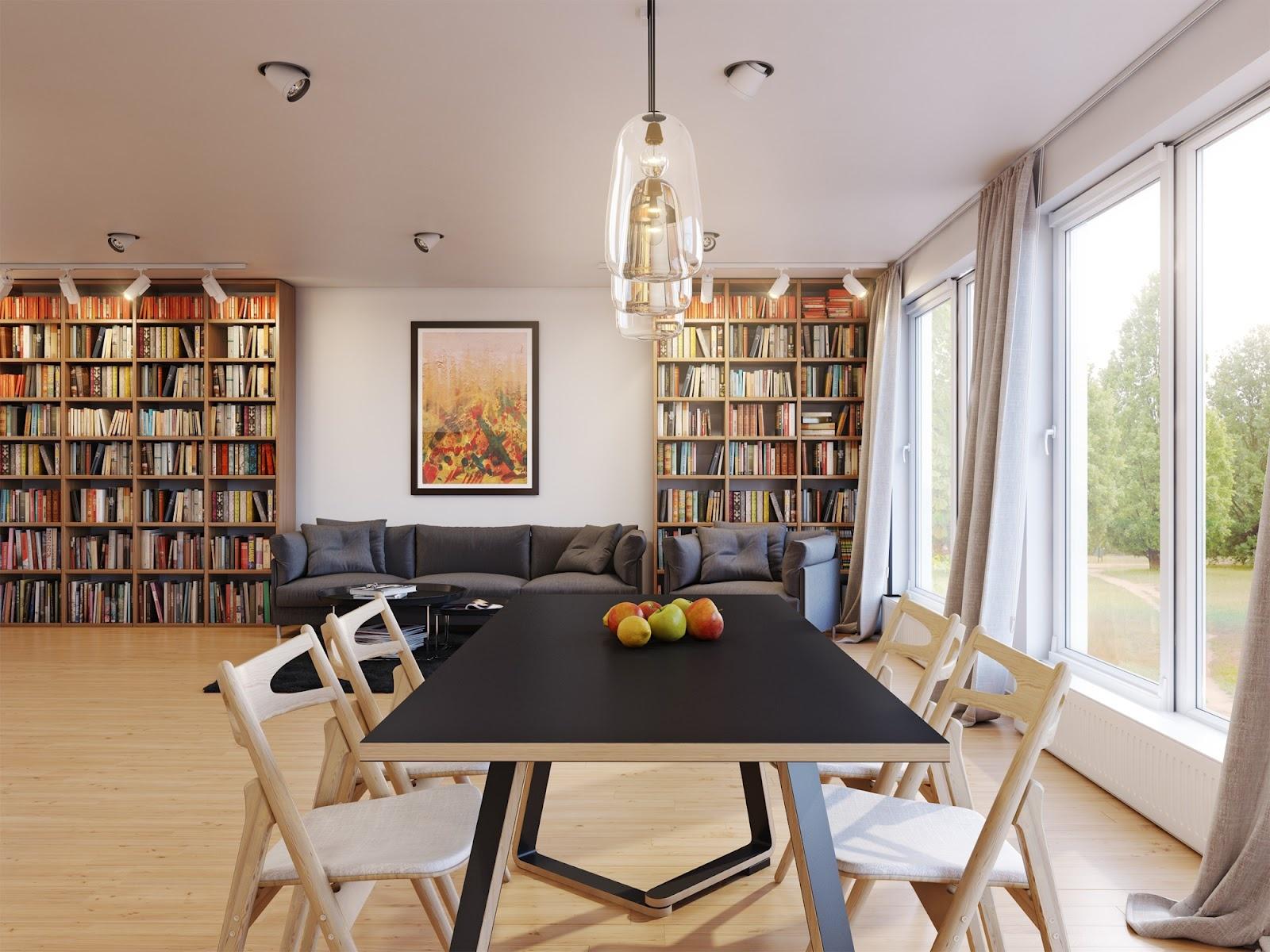 90平米小户型家庭餐厅飘窗装修效果图大全2012图片装修效果图 第4张高清图片