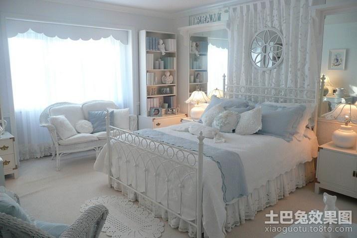 复式楼装修效果图 女生卧室装修效果图装修效果图