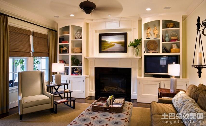 简欧式装修风格客厅装修效果图