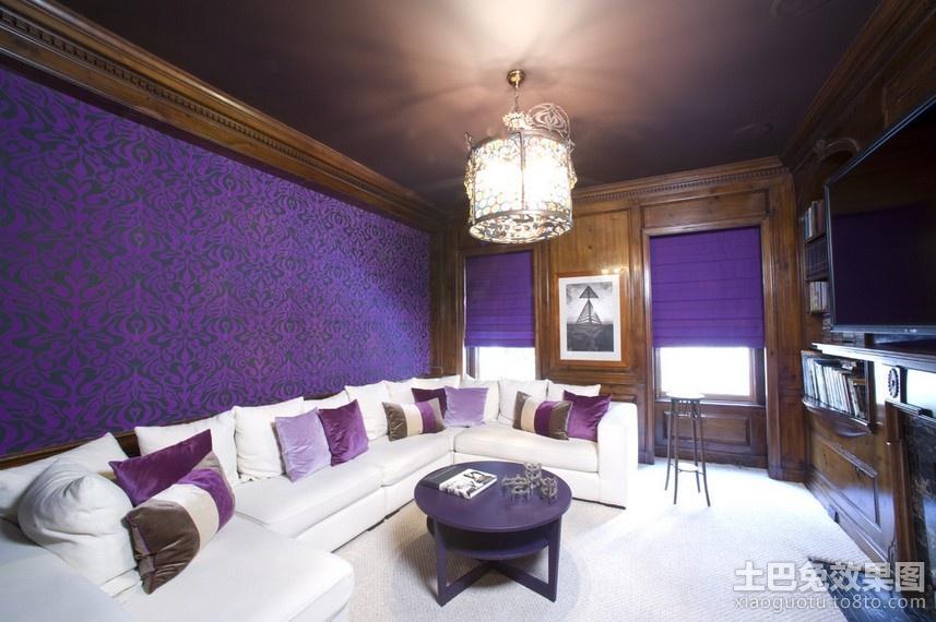 120平方米房子现代简约客厅装修图装修效果图