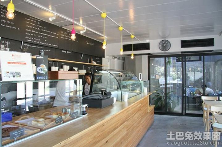 冰淇淋店面装修图片大全装修效果图 第3张 家居图库 九正家居网