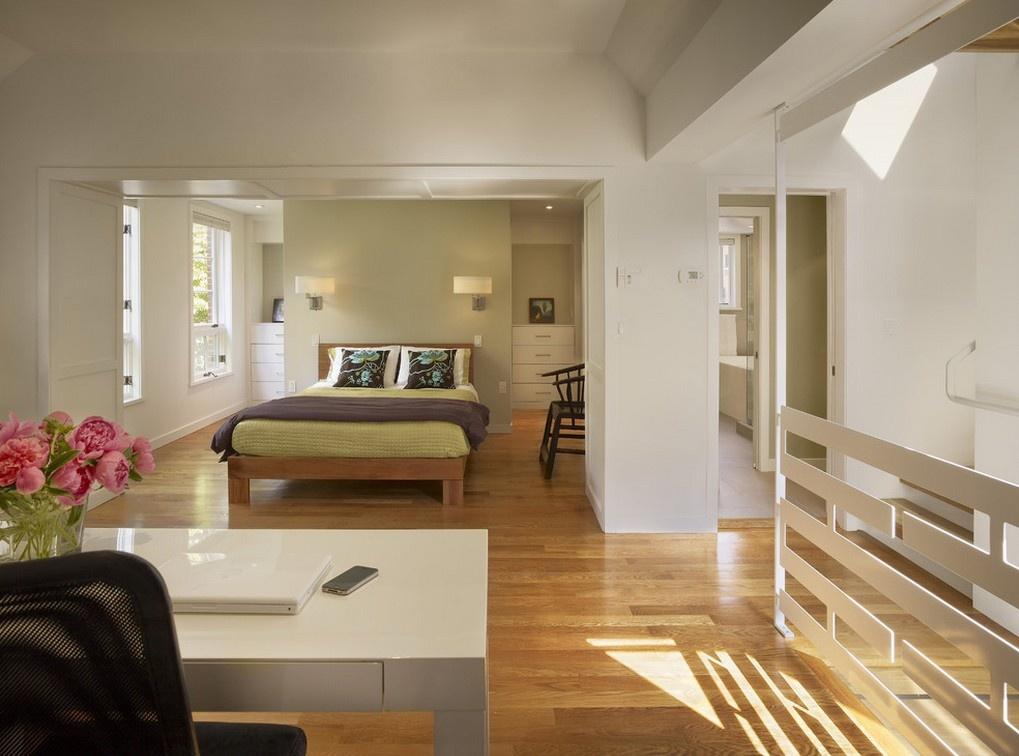 复式房子卧室装修效果图装修效果图