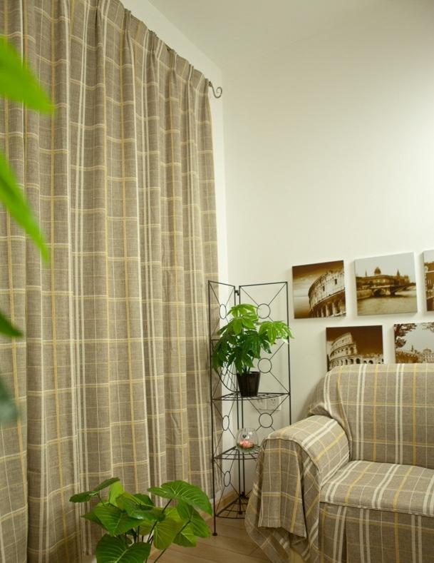 客厅窗帘搭配效果图装修效果图