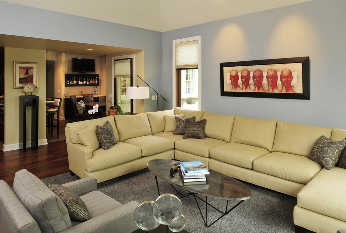 客厅沙发装修效果图 2012客厅装修效果图欣赏 (1/3)图片