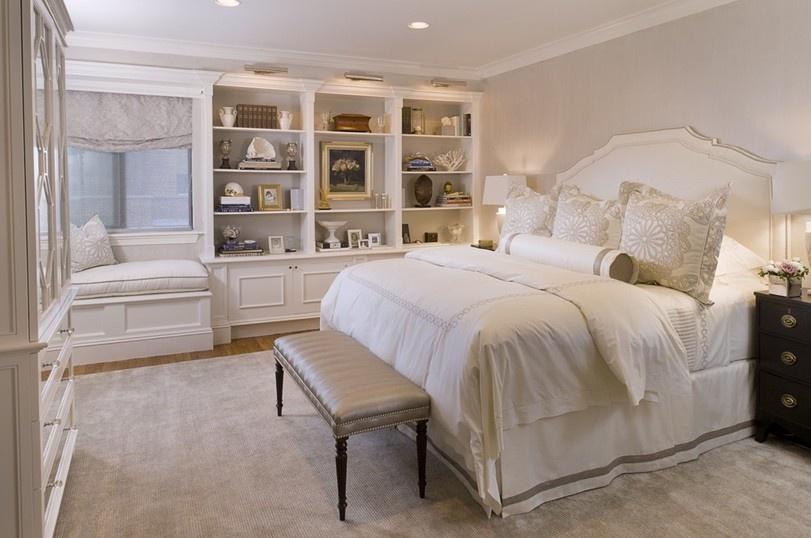 欧式风格主卧室装修效果图大全2012图片装修效果图