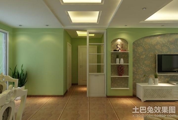 小户型客厅过道装修效果图 2 3高清图片