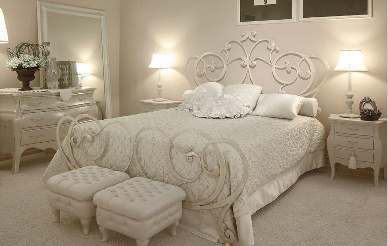 欧式小卧室装修设计图 (9/9)图片