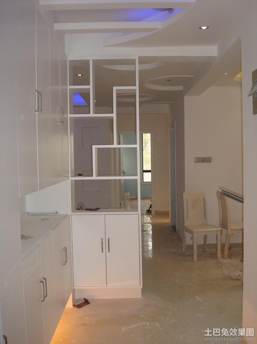 家装客厅现代博古架装修效果图欣赏装修效果图 第1张 家居图库 九正高清图片