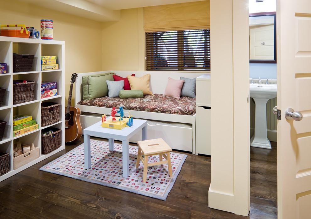 儿童卧室飘窗装修效果图装修效果图